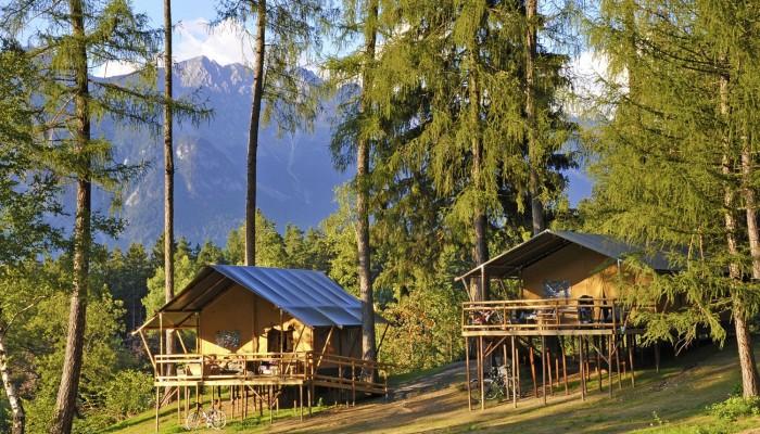 Natterer See Oosternrijk Accomodaties Camping