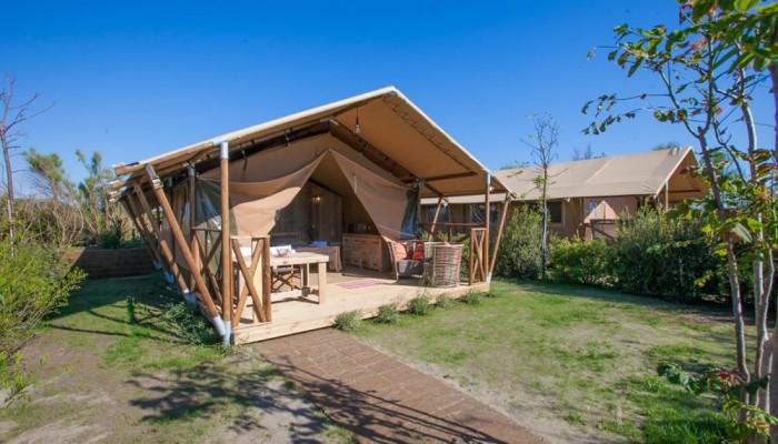 campingplatz poljana auf losinj kroatien campingdreams. Black Bedroom Furniture Sets. Home Design Ideas
