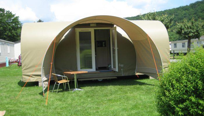 4 Sterne Campingplatz La Roche 1 Te La Roche En Ardenne In Den Belgischen  Ardennen