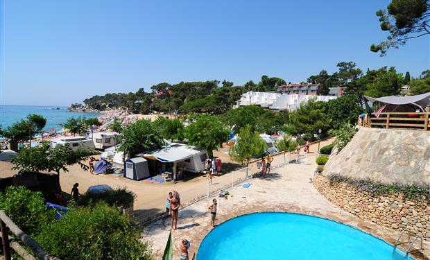 4 sterne campingplatz treumal playa d aro spanien. Black Bedroom Furniture Sets. Home Design Ideas