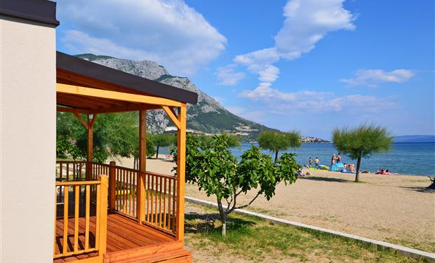 campingplatz autocamp galeb dalmatien kroatien. Black Bedroom Furniture Sets. Home Design Ideas