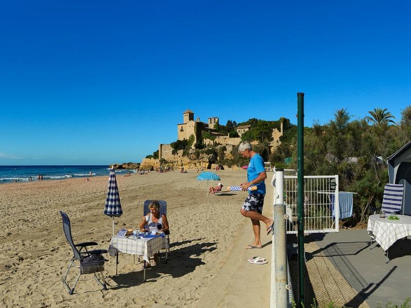 Tamarit beach resort in tarragona een absolute topper for Camping tarragona piscina cubierta