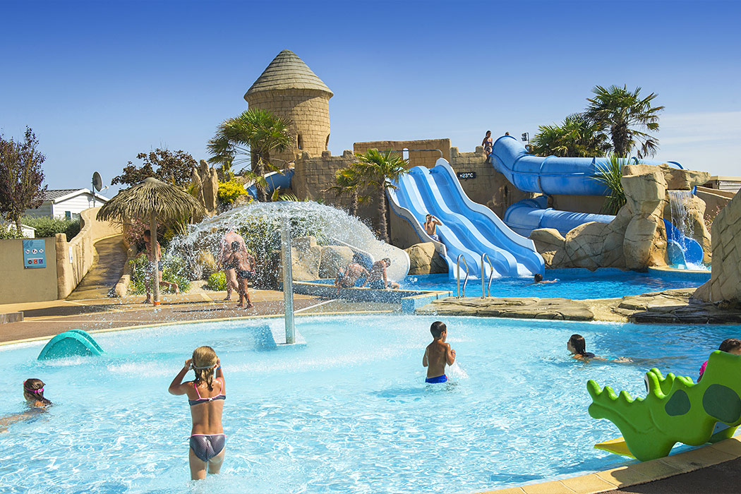 5 Sterne Campingplatz Acapulco - Vendée - Frankreich ...