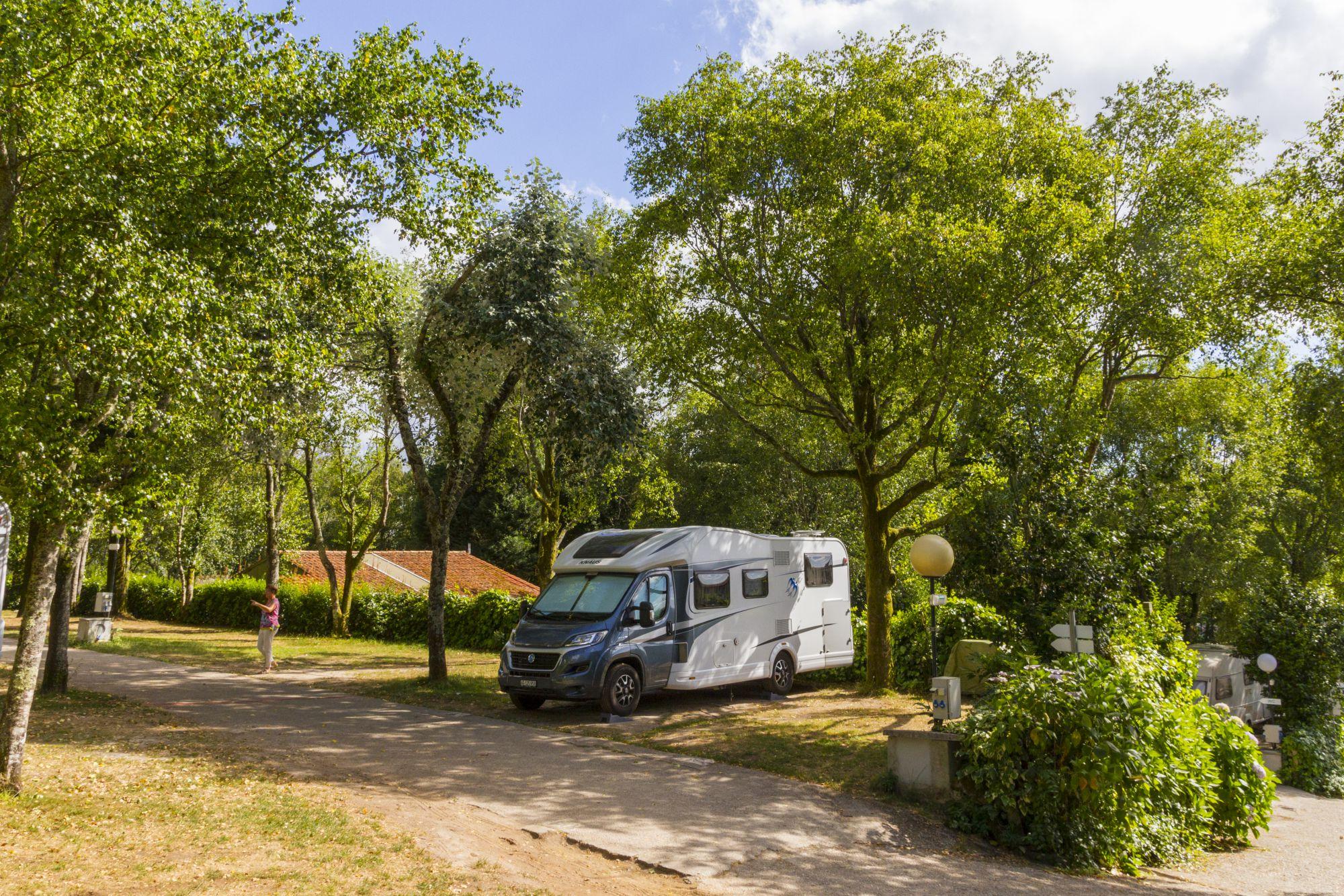 Camping As Cancelas, paraíso verde en Santiago de Compostela para ...